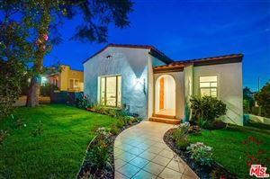 Photo of 1258 South HUDSON Avenue, Los Angeles , CA 90019 (MLS # 18354614)