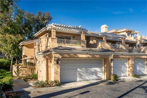 Photo of 24001 ARROYO PARK Drive #85, Valencia, CA 91355 (MLS # SR20036614)