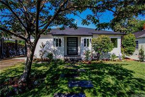 Photo of 5301 NORWICH Avenue, Sherman Oaks, CA 91411 (MLS # SR19196615)