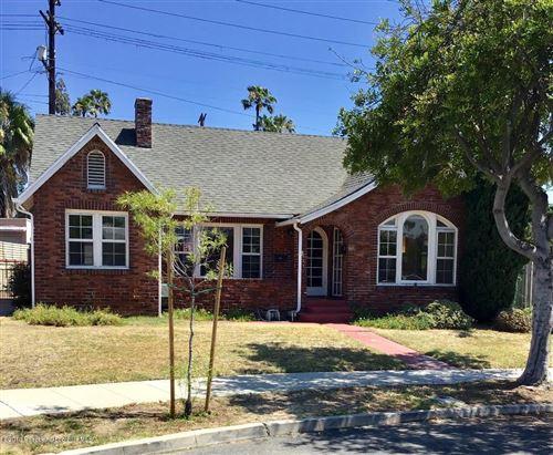 Photo of 624 BEULAH Street, Glendale, CA 91202 (MLS # 819004616)