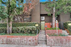 Photo of 22028 COLLINS Street #3, Woodland Hills, CA 91367 (MLS # SR18059616)