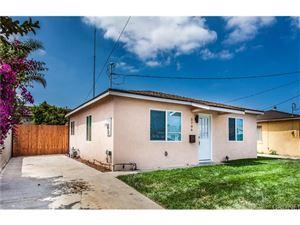 Photo of 3706 West 139TH Street, Hawthorne, CA 90250 (MLS # SR18117616)
