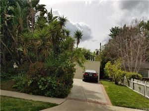 Photo of 4907 VALJEAN Avenue, Encino, CA 91436 (MLS # SR19078617)