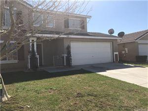 Photo of 2148 MANCHESTER Street, Rosamond, CA 93560 (MLS # SR18058618)