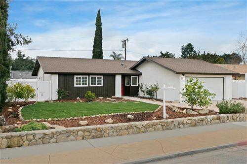 Photo of 112 WORMWOOD Street, Ojai, CA 93023 (MLS # 220000621)