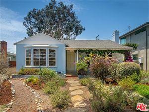 Photo of 10957 PICKFORD Way, Culver City, CA 90230 (MLS # 18343622)