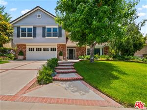 Photo of 5756 GREEN MEADOW Drive, Agoura Hills, CA 91301 (MLS # 19498622)