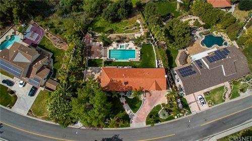 Photo of 24155 VISTA HILLS Drive, Valencia, CA 91355 (MLS # SR20053624)