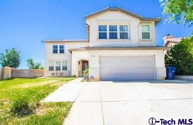Photo of 1222 VALIANT Street, Lancaster, CA 93534 (MLS # 319004625)