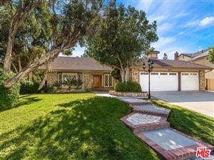 Photo of 18124 GUILDFORD Lane, Northridge, CA 91326 (MLS # 19527626)