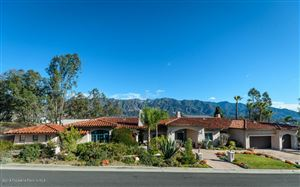 Photo of 181 NORMANDY Lane, La Canada Flintridge, CA 91011 (MLS # 818000627)