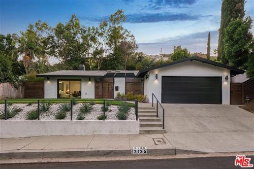 Photo of 3135 NICHOLS CANYON Road, Los Angeles , CA 90046 (MLS # 19512628)