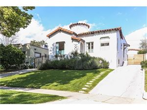 Photo of 3665 GLENFELIZ Boulevard, Atwater Village, CA 90039 (MLS # SR18091629)