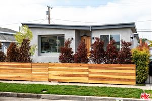 Photo of 12031 ALLIN Street, Culver City, CA 90230 (MLS # 18321630)