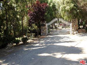 Photo of 5633 TRANCAS CANYON Road, Malibu, CA 90265 (MLS # 19498630)