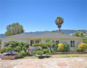 Photo of 3116 PONTIAC Street, La Crescenta, CA 91214 (MLS # 318000630)