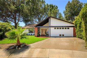 Photo of 4119 GADSHILL Lane, Agoura Hills, CA 91301 (MLS # 218007631)