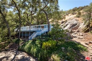 Photo of 1243 OLD TOPANGA CANYON Road, Topanga, CA 90290 (MLS # 18321632)
