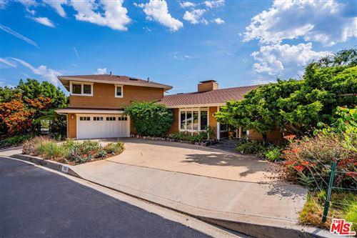 Photo of 1243 LAS LOMAS Avenue, Pacific Palisades, CA 90272 (MLS # 19510632)