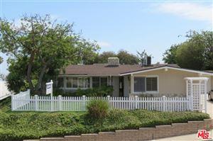 Photo of 16640 MERRIVALE Lane, Pacific Palisades, CA 90272 (MLS # 18351634)