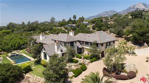 Photo of 1520 LAS CANOAS Road, Santa Barbara, CA 93105 (MLS # 18356634)