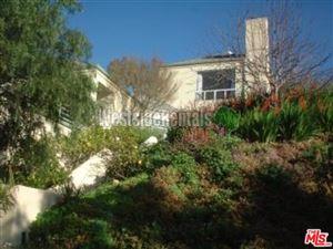 Photo of 4350 HILLVIEW Drive, Malibu, CA 90265 (MLS # 19489634)