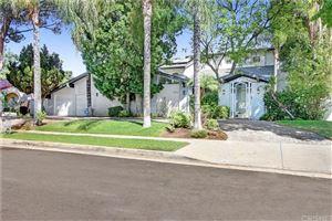 Photo of 19531 BERMUDA Street, PORTER RANCH, CA 91326 (MLS # SR19253634)