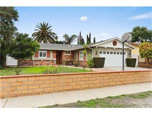Photo of 8215 KENTLAND Avenue, West Hills, CA 91304 (MLS # SR18239635)