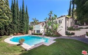 Photo of 1800 ANGELO Drive, Beverly Hills, CA 90210 (MLS # 18305636)
