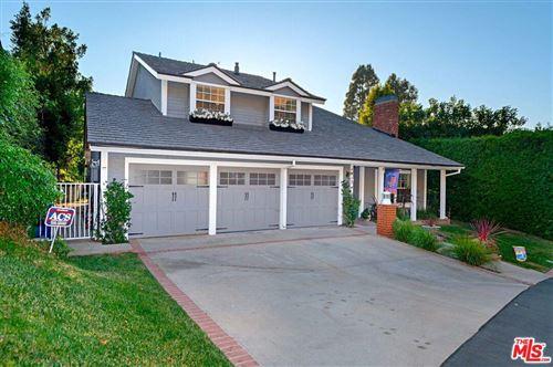 Photo of 1817 MICHAEL Lane, Pacific Palisades, CA 90272 (MLS # 19527636)