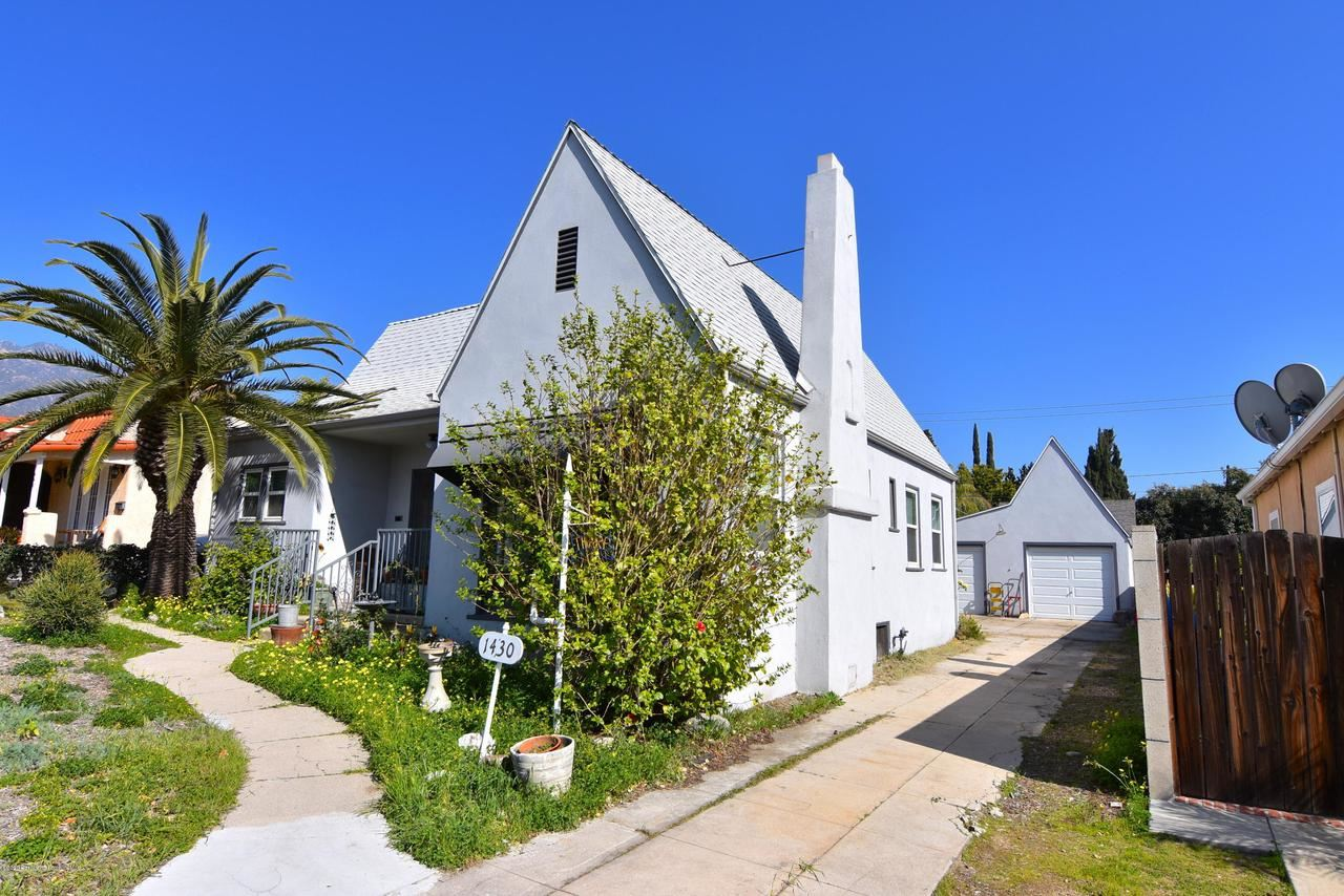 Photo of 1430 BRESEE Avenue, Pasadena, CA 91104 (MLS # 820000637)