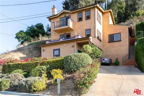 Photo of 3634 KINNEY Street, Los Angeles , CA 90065 (MLS # 19525638)