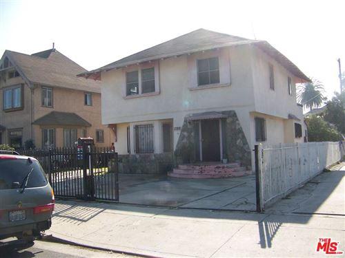Photo of 1788 West 24TH Street, Los Angeles , CA 90018 (MLS # 20547638)