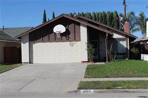 Photo of 4365 WOODGLEN Drive, Moorpark, CA 93021 (MLS # 218013638)