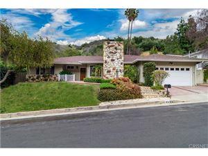 Photo of 3336 LONGRIDGE Avenue, Sherman Oaks, CA 91423 (MLS # SR18040638)