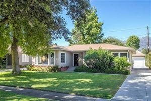 Photo of 2215 MONTE VISTA Street, Pasadena, CA 91107 (MLS # 818004639)
