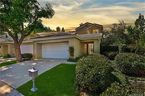 Photo of 5535 SHADOW CANYON Place, Westlake Village, CA 91362 (MLS # SR19169639)