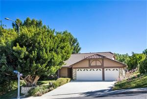 Photo of 12901 JOLETTE Avenue, Granada Hills, CA 91344 (MLS # SR19211639)