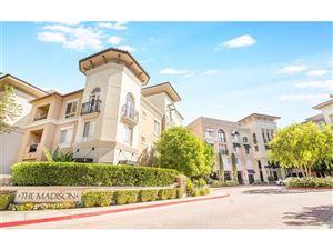 Photo of 24545 TOWN CENTER Drive #5403, Valencia, CA 91355 (MLS # SR18049640)