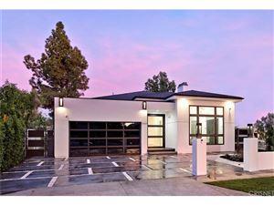 Photo of 4664 LEMONA Avenue, Sherman Oaks, CA 91403 (MLS # SR18278640)