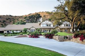 Photo of 1515 HIDDEN VALLEY Road, Thousand Oaks, CA 91361 (MLS # 218009641)