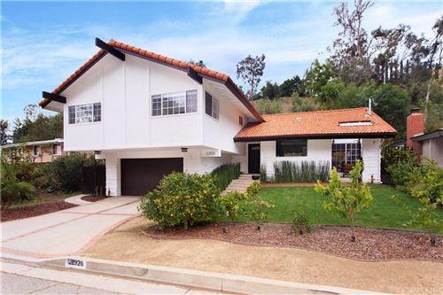 Photo of 22926 CASS Avenue, Woodland Hills, CA 91364 (MLS # SR20057641)
