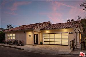Photo of 4512 BEND Drive, Los Angeles , CA 90065 (MLS # 18398642)