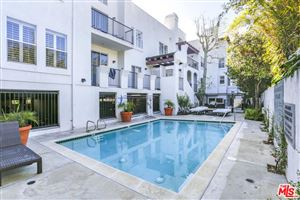 Photo of 1031 North CRESCENT HEIGHTS #1G, West Hollywood, CA 90046 (MLS # 19501642)