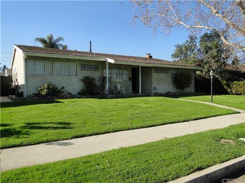 Photo of 8623 CORBIN Avenue, Winnetka, CA 91306 (MLS # SR20015642)