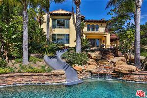 Photo of 6540 ZUMA VIEW Place, Malibu, CA 90265 (MLS # 18313644)