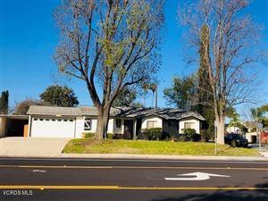 Photo of 887 East AVENIDA DE LAS FLORES, Thousand Oaks, CA 91360 (MLS # 219001644)