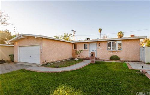 Photo of 13273 BRACKEN Street, Arleta, CA 91331 (MLS # SR20017645)