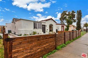 Photo of 7519 8TH Avenue, Los Angeles , CA 90043 (MLS # 19424646)