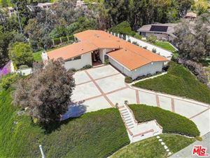 Photo of 5465 MIDDLECREST Road, Rancho Palos Verdes, CA 90275 (MLS # 19465646)